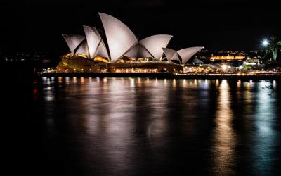 Cruise Australia and New Zealand // 2018