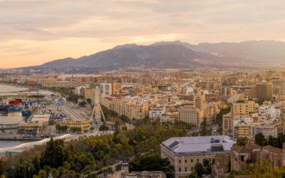 Málaga, Spain (from SLC) // 2017