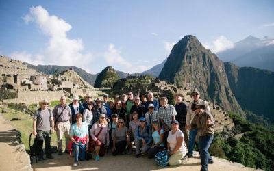 Machu Picchu, Cusco, and the Amazon River // 2018